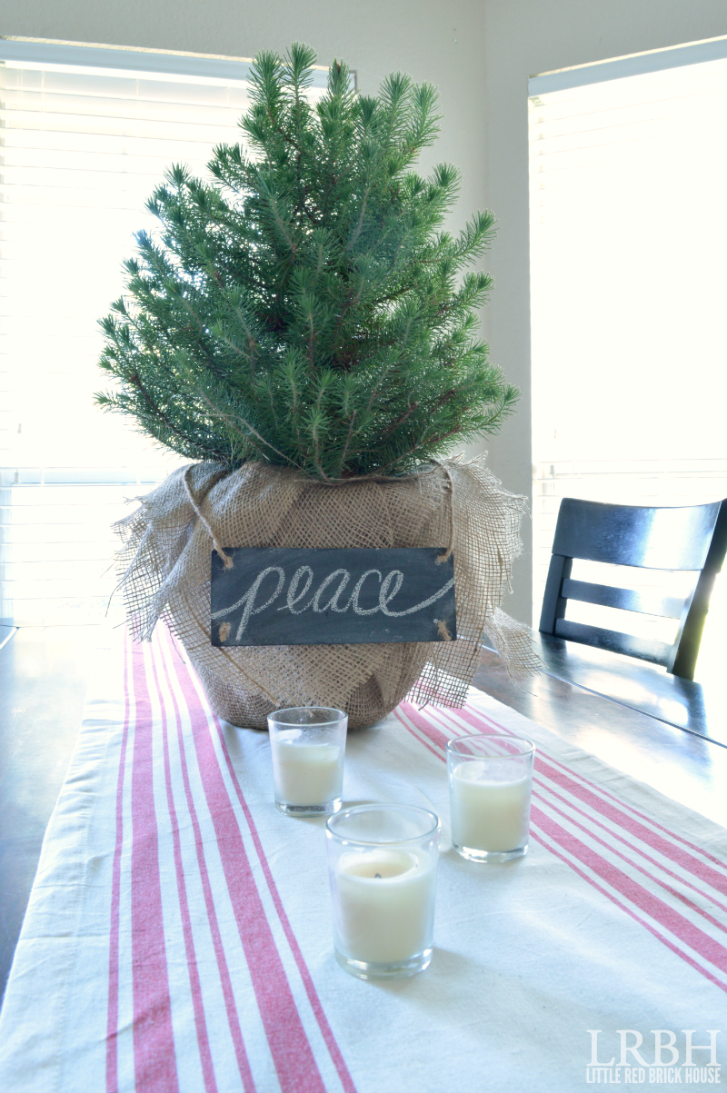 2015 Christmas Home Tour- Part 2 | LITTLE RED BRICK HOUSE