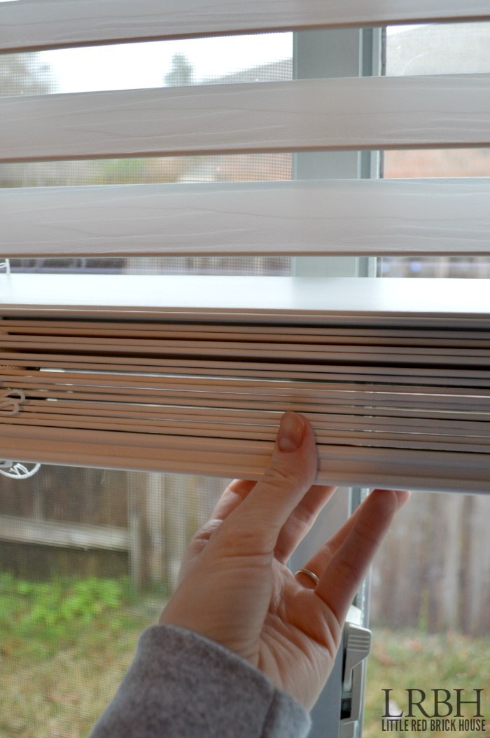 Bedroom Blinds Reveal | LITTLE RED BRICK HOUSE
