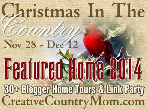 Christmas in the Country Home Tour | LITTLE RED BRICK HOUSE