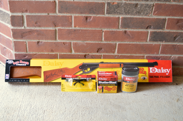 DIY BB Gun Target | LITTLE RED BRICK HOUSE