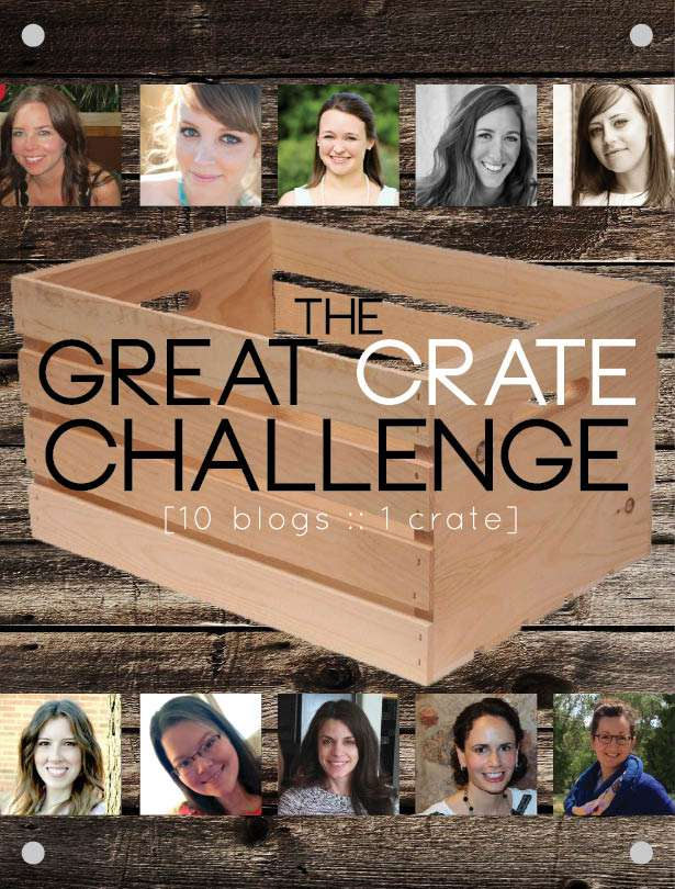 Great Crate Challenge | Little Red Brick House